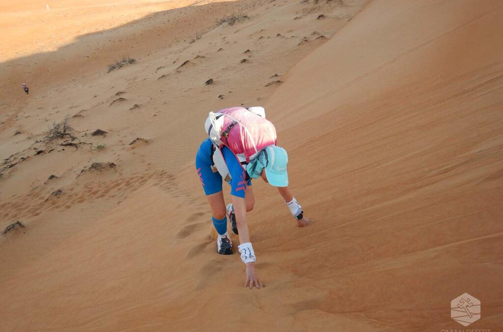Oman Desert Marathon 2019